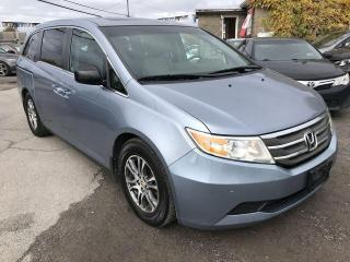 Used 2011 Honda Odyssey EX-L for sale in Gloucester, ON