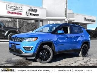 New 2021 Jeep Compass Altitude for sale in Simcoe, ON