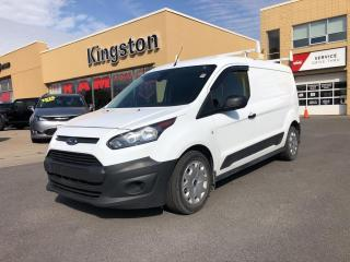 Used 2017 Ford Transit Connect XL w-Single Sliding Door - Tow, Bluetooth, Cruise! for sale in Kingston, ON