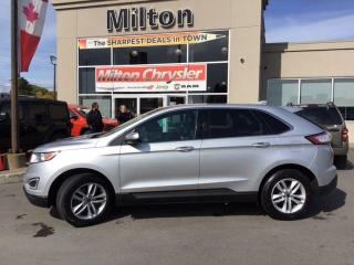 Used 2015 Ford Edge SEL AWD|LEATHER|SUNROOF|BACK UP CAMERA for sale in Milton, ON