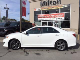 Used 2014 Toyota Camry SE|LEATHER|SUNROOF for sale in Milton, ON