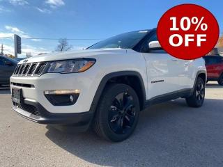 New 2021 Jeep Compass Altitude | Leather | Alpine System | Sunroof | for sale in Mitchell, ON