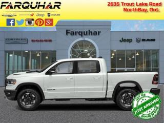 New 2021 RAM 1500 Rebel for sale in North Bay, ON