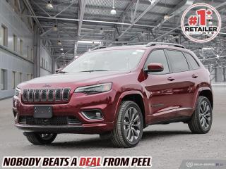 New 2021 Jeep Cherokee Limited for sale in Mississauga, ON