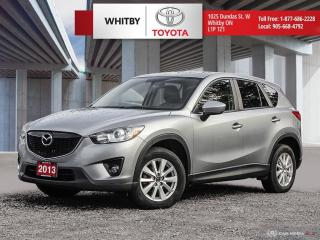 Used 2013 Mazda CX-5 GS for sale in Whitby, ON
