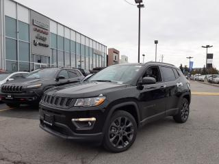 New 2021 Jeep Compass 80TH ANNIVERSARY NAVI PANO ROOF HEATED SEATS for sale in Pickering, ON