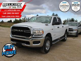 Used 2020 RAM 2500 Tradesman for sale in Selkirk, MB