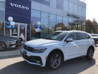 Used 2019 Volkswagen Tiguan Highline 4MOTION for sale in Surrey, BC