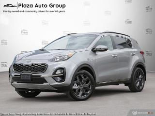 New 2021 Kia Sportage EX PREMIUM S for sale in Orillia, ON
