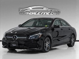 Used 2017 Mercedes-Benz CLA-Class CLA250 4MATIC Navigation, Camera, Loaded for sale in Concord, ON