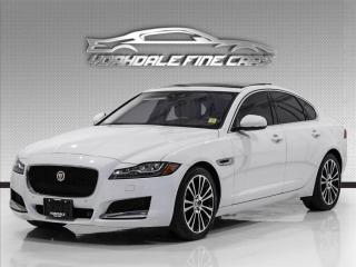 Used 2018 Jaguar XF 20d AWD Prestige, Navi, Cam, Roof, Heated+Cooled Seats for sale in Concord, ON