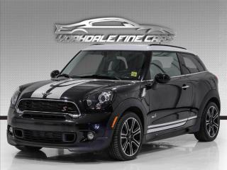 Used 2016 MINI Cooper Paceman S ALL4, John Cooper Works, PanRoof, HarmanKardon Sound for sale in Concord, ON