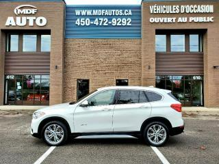 Used 2017 BMW X1 xDrive28i 4 portes TI Premium for sale in St-Eustache, QC