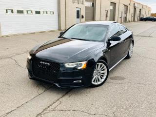 Used 2014 Audi A5 Progressiv for sale in Burlington, ON