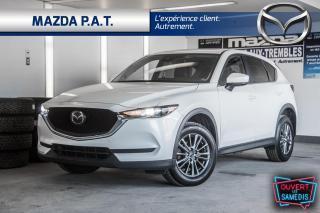 Used 2017 Mazda CX-5 AWD,AUTOMATIQUE,CAMÉRA DE RECUL,TOIT OUVRANT for sale in Montréal, QC