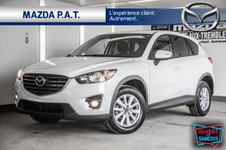 Used 2016 Mazda CX-5 AUTOMATIQUE,CAMÉRA DE RECUL,BLUETOOTH,GPS for sale in Montréal, QC