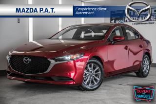 Used 2019 Mazda MAZDA3 AUTOMATIQUE,CAMÉRA DE RECUL,BLUETOOTH,A/C for sale in Montréal, QC