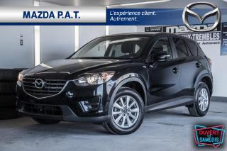 Used 2016 Mazda CX-5 AUTOMATIQUE,NAVIGATION,BLUETOOTH,A/C,BAS KM for sale in Montréal, QC