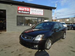 Used 2009 Nissan Sentra SER**BAS KILOMETRAGE**A QUI LA CHANCE*** for sale in St-Hubert, QC
