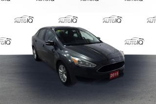 Used 2015 Ford Focus 4DR SDN SE for sale in Sault Ste. Marie, ON
