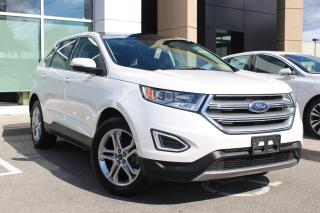 Used 2017 Ford Edge Titanium TITANIUM EDITION! LEATHER SUNROOF for sale in Hamilton, ON