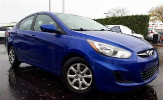 Used 2013 Hyundai Accent 4Dr GL at for sale in Richmond, BC
