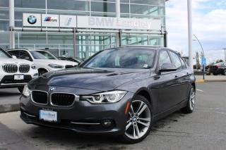 Used 2018 BMW 330 xDrive Sedan for sale in Langley, BC