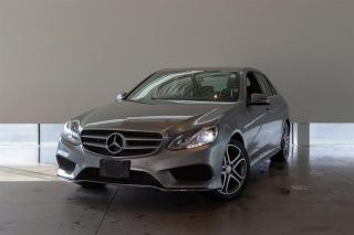 Used 2014 Mercedes-Benz E-Class BlueTEC 4MATIC Sedan for sale in Langley City, BC