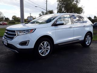 Used 2016 Ford Edge SEL for sale in Welland, ON