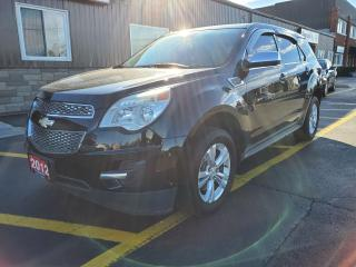 Used 2012 Chevrolet Equinox LS-REMOTE START-BLUETOOTH-ALLOY WHEELS for sale in Tilbury, ON