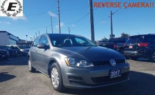 Used 2017 Volkswagen Golf S WITH REVERSE CAMERA!! for sale in Barrie, ON