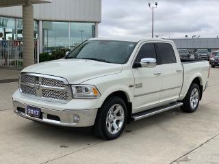 Used 2017 RAM 1500 Laramie for sale in Tilbury, ON
