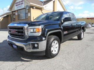 Used 2015 GMC Sierra 1500 SLE Kodiak 4X4 Extended Cab Loaded Certified 160Km for sale in Etobicoke, ON