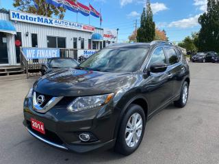Used 2014 Nissan Rogue SV-AWD-ACCIDENT FREE for sale in Stoney Creek, ON