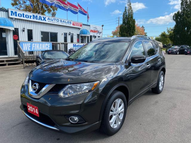2014 Nissan Rogue SV-AWD-ACCIDENT FREE