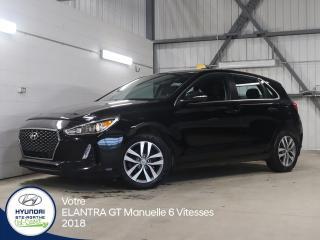 Used 2018 Hyundai Elantra GT GL Manuelle 6 vitesses for sale in Val-David, QC