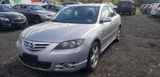 Used 2004 Mazda MAZDA3 GT for sale in Concord, ON