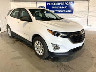 Used 2018 Chevrolet Equinox LS for sale in Peace River, AB