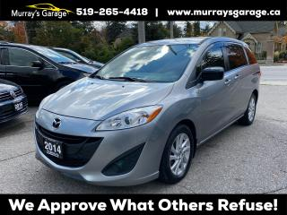 Used 2014 Mazda MAZDA5 GS for sale in Guelph, ON
