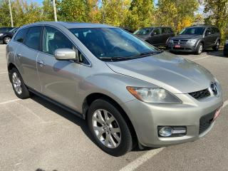 Used 2009 Mazda CX-7 GS ** AWD, HTD LEATH, BLUETOOTH * for sale in St Catharines, ON
