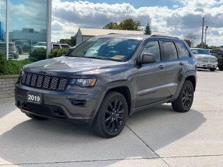 Used 2019 Jeep Grand Cherokee Altitude for sale in Tilbury, ON