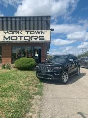 Used 2017 Jeep Grand Cherokee Limited for sale in North York, ON