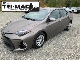 Used 2018 Toyota Corolla SE for sale in Port Hawkesbury, NS