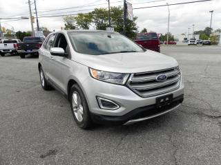 Used 2015 Ford Edge SEL FWD FULLY LOADED for sale in Windsor, ON