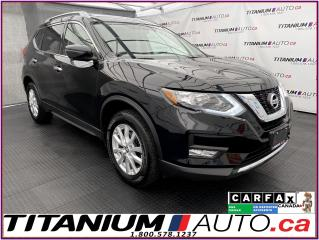 Used 2017 Nissan Rogue SV-Tech+AWD+GPS+360 Camera+Pano Roof+Blind Spot+XM for sale in London, ON