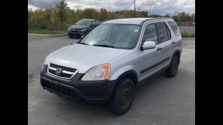 Used 2002 Honda CR-V EX for sale in Toronto, ON