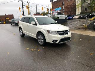 Used 2011 Dodge Journey SXT CREW 7PASSENGER CERTIFIED for sale in Toronto, ON