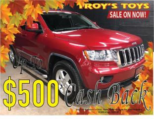 Used 2011 Jeep Grand Cherokee Laredo for sale in Guelph, ON