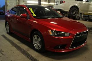 Used 2015 Mitsubishi Lancer SE LIMITED TOIT*MAIN LIBRE*SIÈGES CHAUFF for sale in Lévis, QC