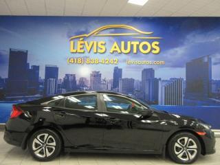 Used 2016 Honda Civic DX MANUEL CAMERA DE RECUL BLUETOOTH TRES for sale in Lévis, QC